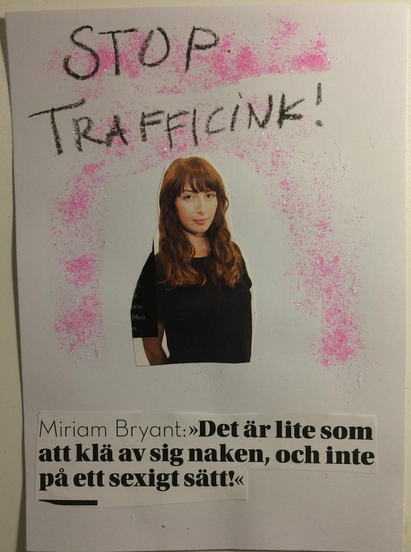 Stop Trafficking!