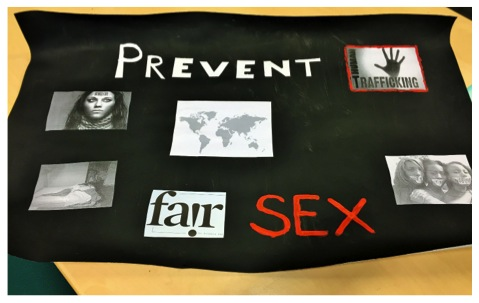 Prevent Trafficking and Have Fair Sex!