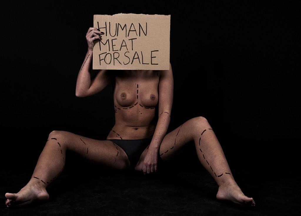 Det är bara kroppen, inte personen