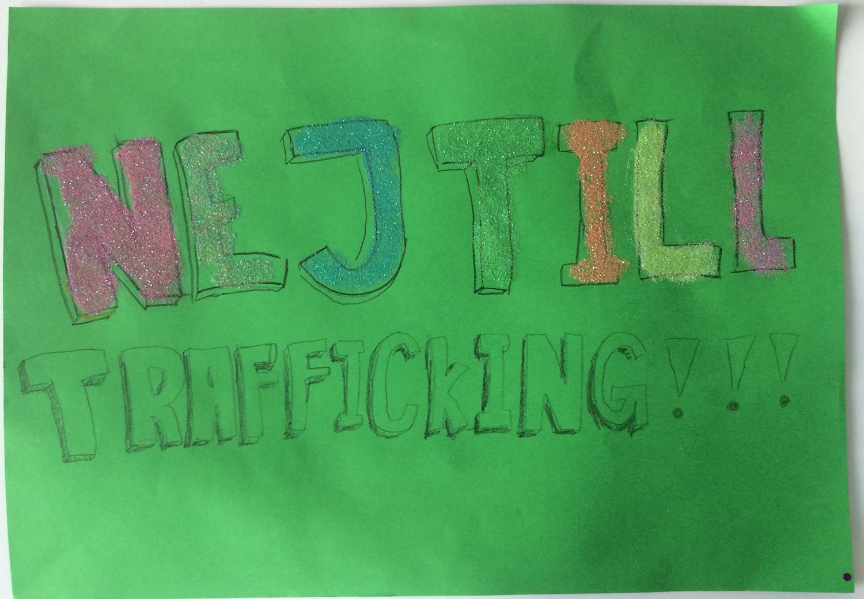 Nej till trafficking