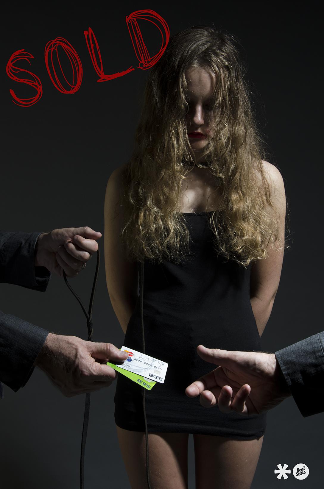 """""""SOLD"""" bild av Asta Wittmoss - Mediagymnasiet"""