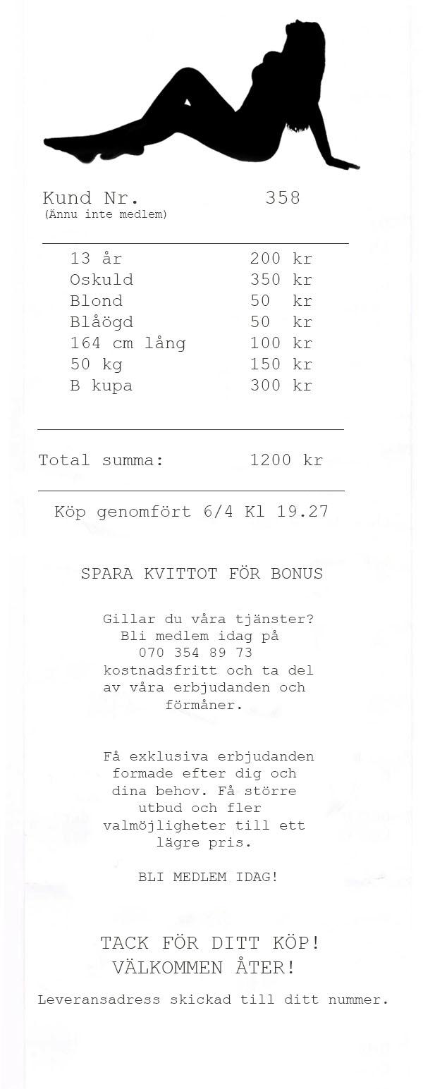 """""""Öppet Köp"""" av Isa Wernberg & Johanna Ohlander - Mediagymnasiet"""