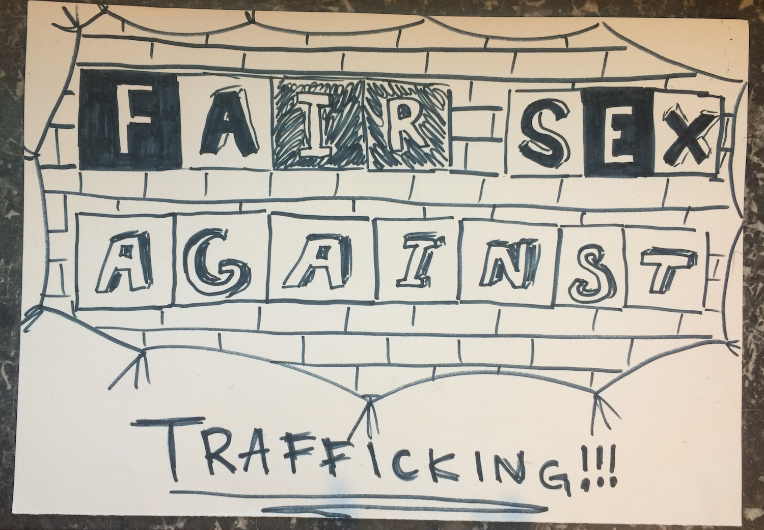 Fair Sex - against trafficking!!!