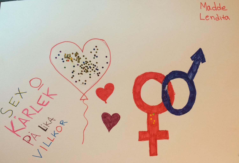 Sex och kärlek på lika villkor