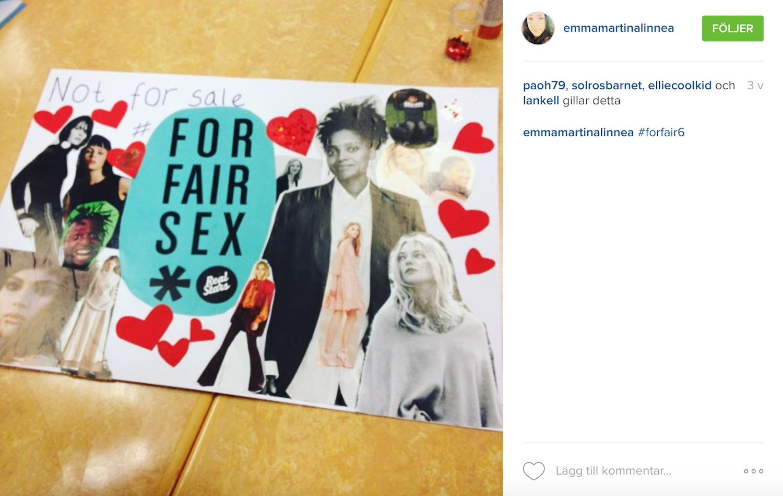 Tävlingsbidrag - emmamartinalinnea #forfair6