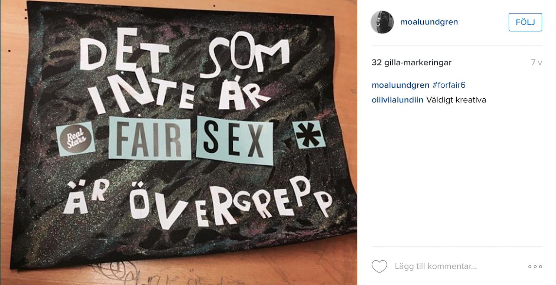 Tävlingsbidrag - moaluundgren #forfair6