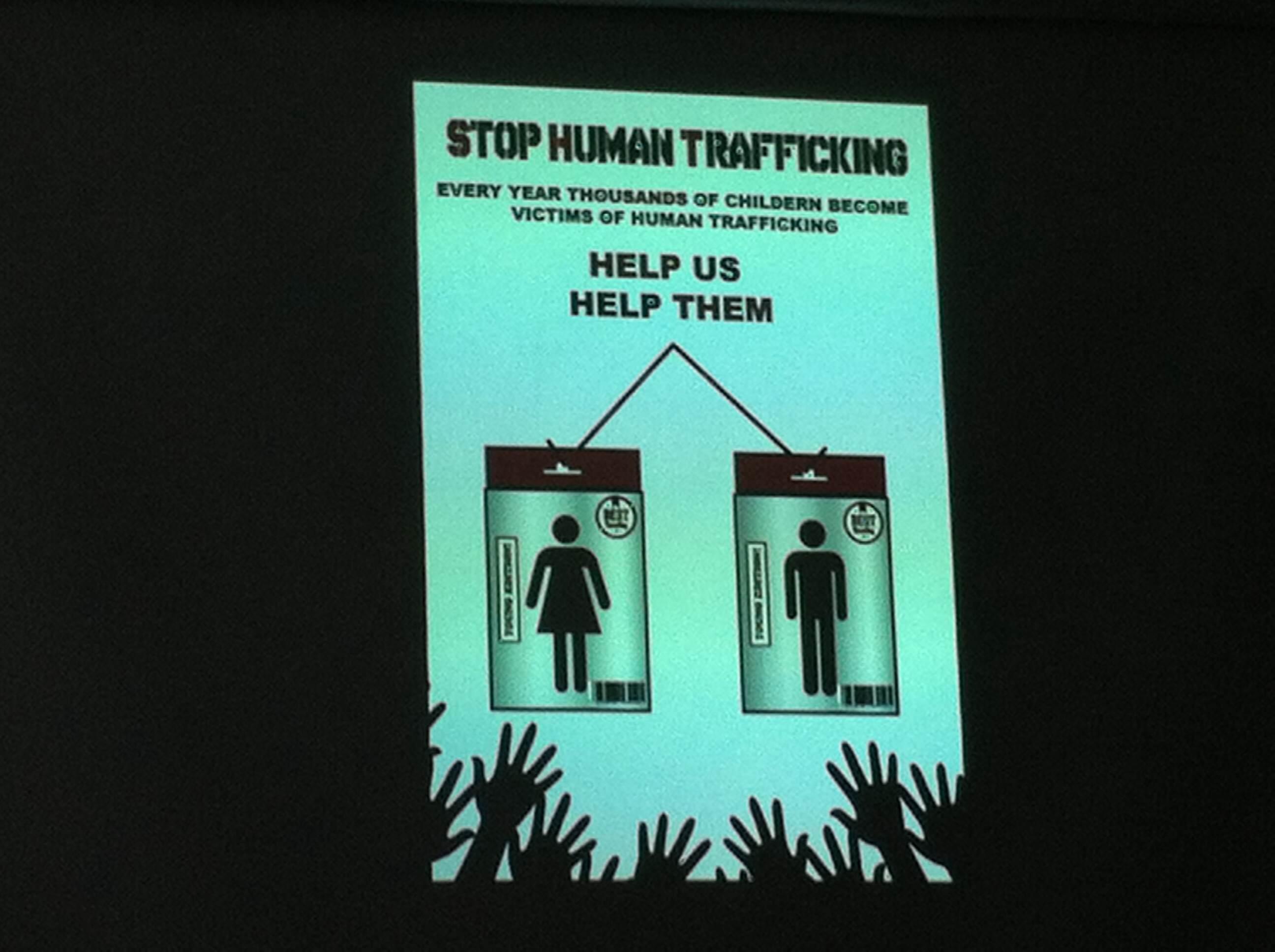 Stor human trafficking