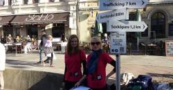 kampanj mot trafficking