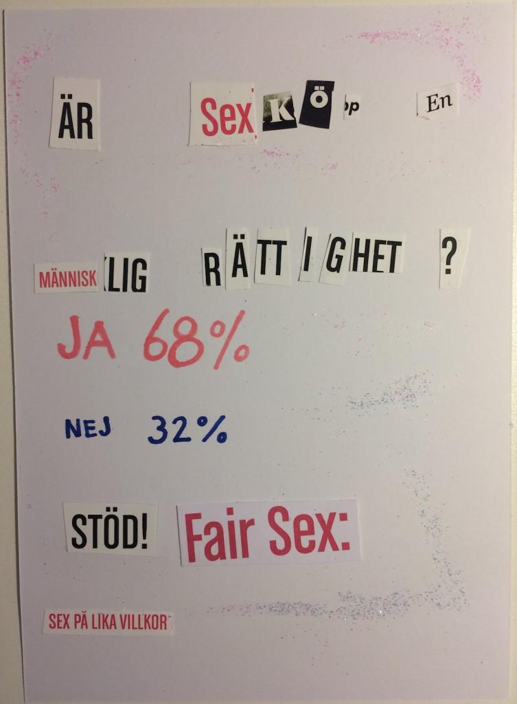 Är sexköp en mänsklig rättighet?