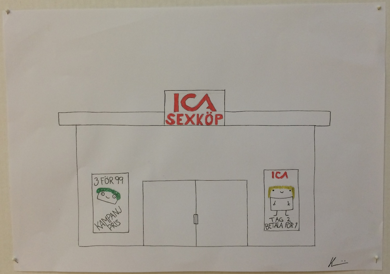 ICA Sexköp