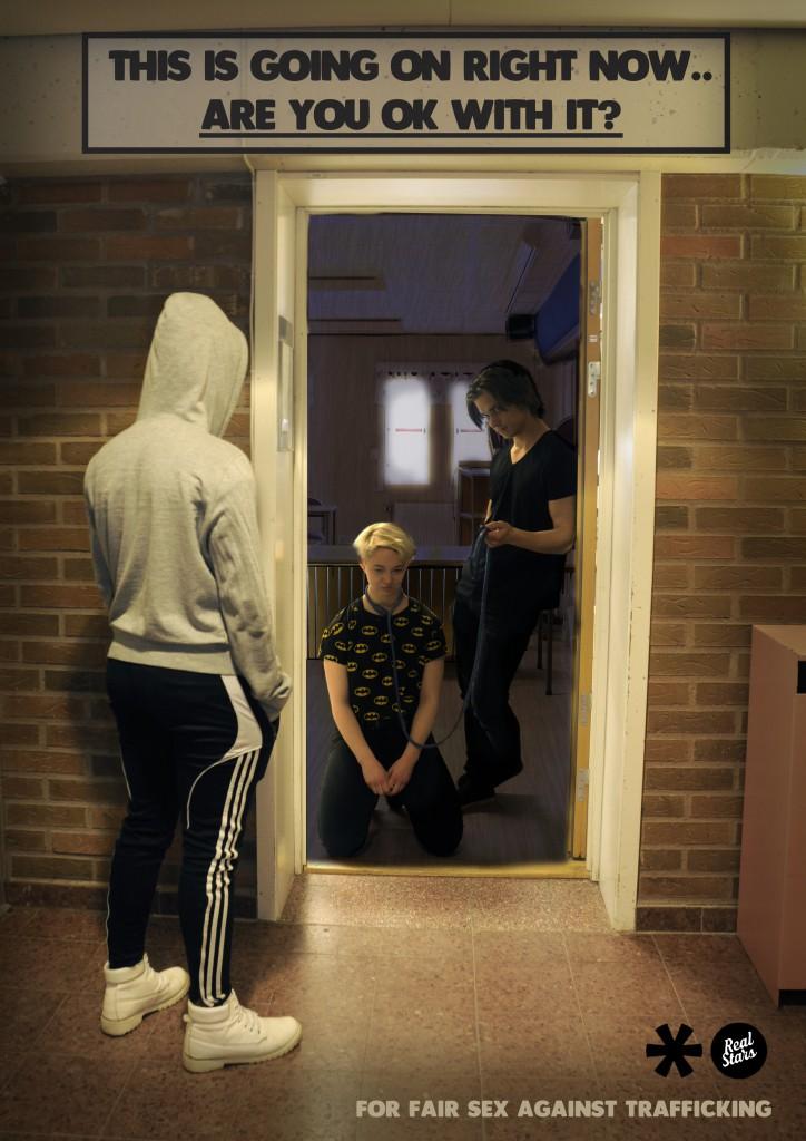 Bild av Elina Lutti, Maria Diaz, Oskar Svedén, ES13M Borgarskolan Gävle