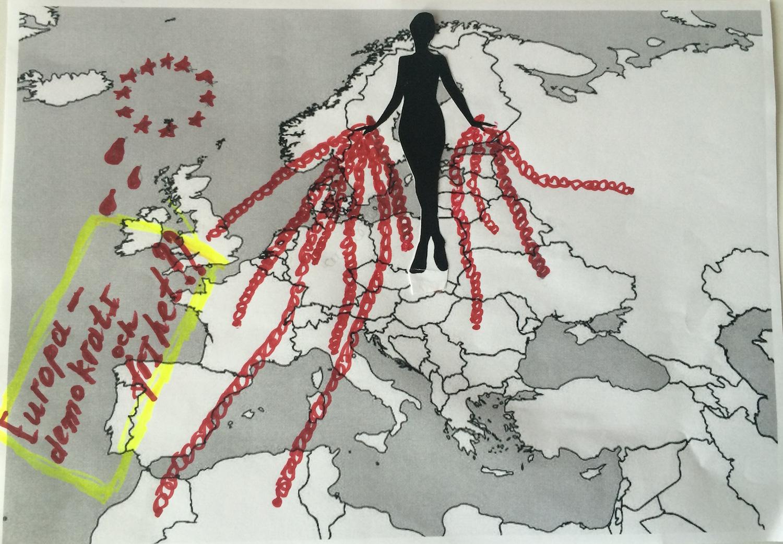 Europa - demokrati och frihet?