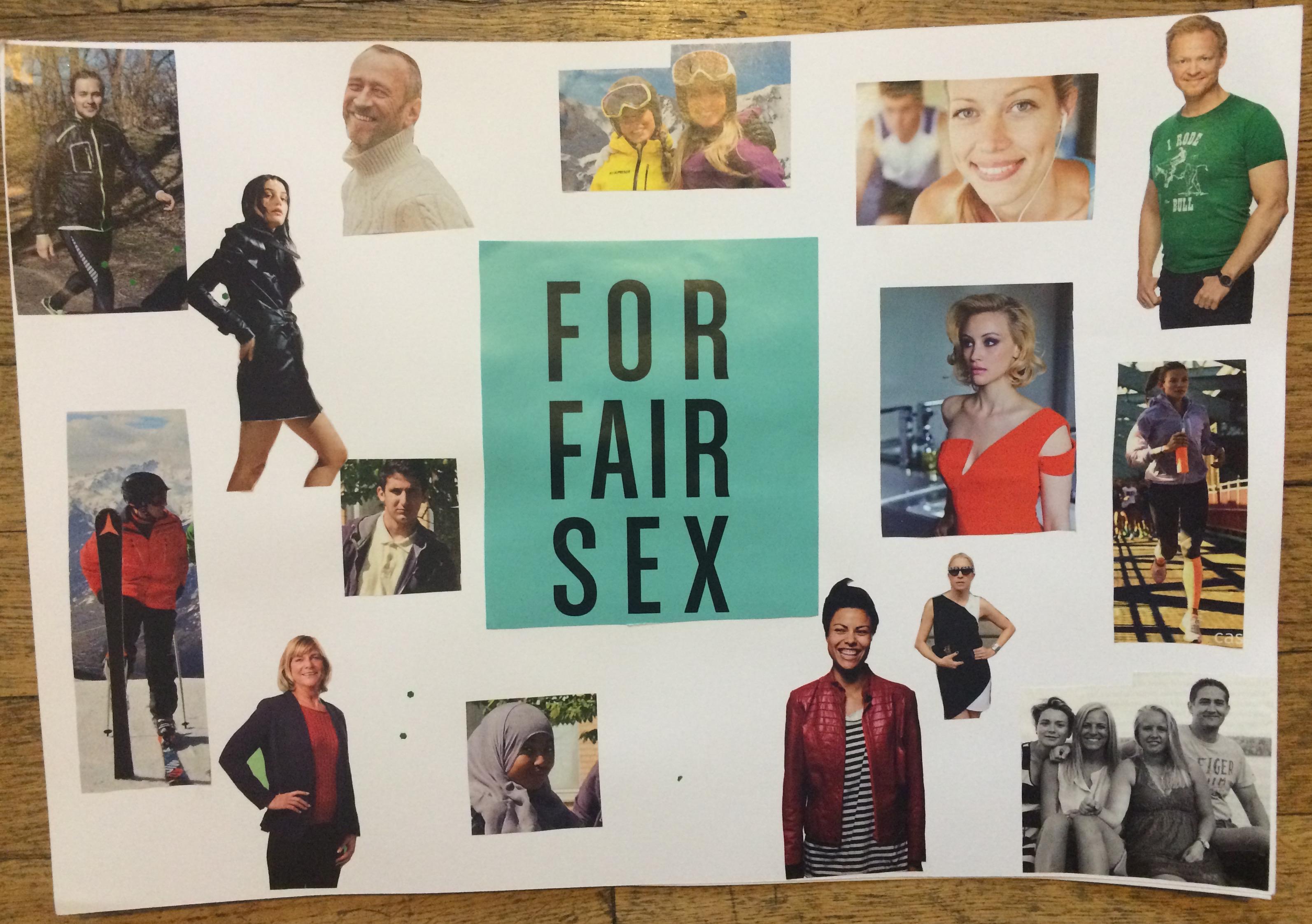 FOR FAIR SEX