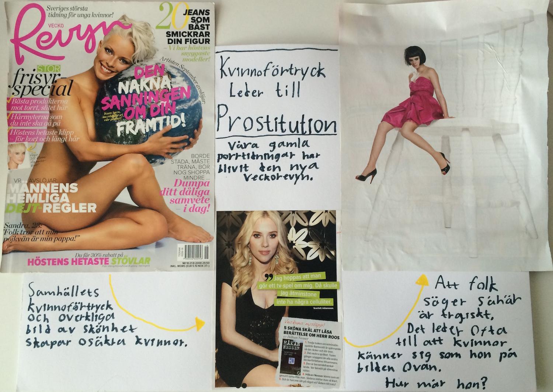 Kvinnoförtryck leder till prostitution