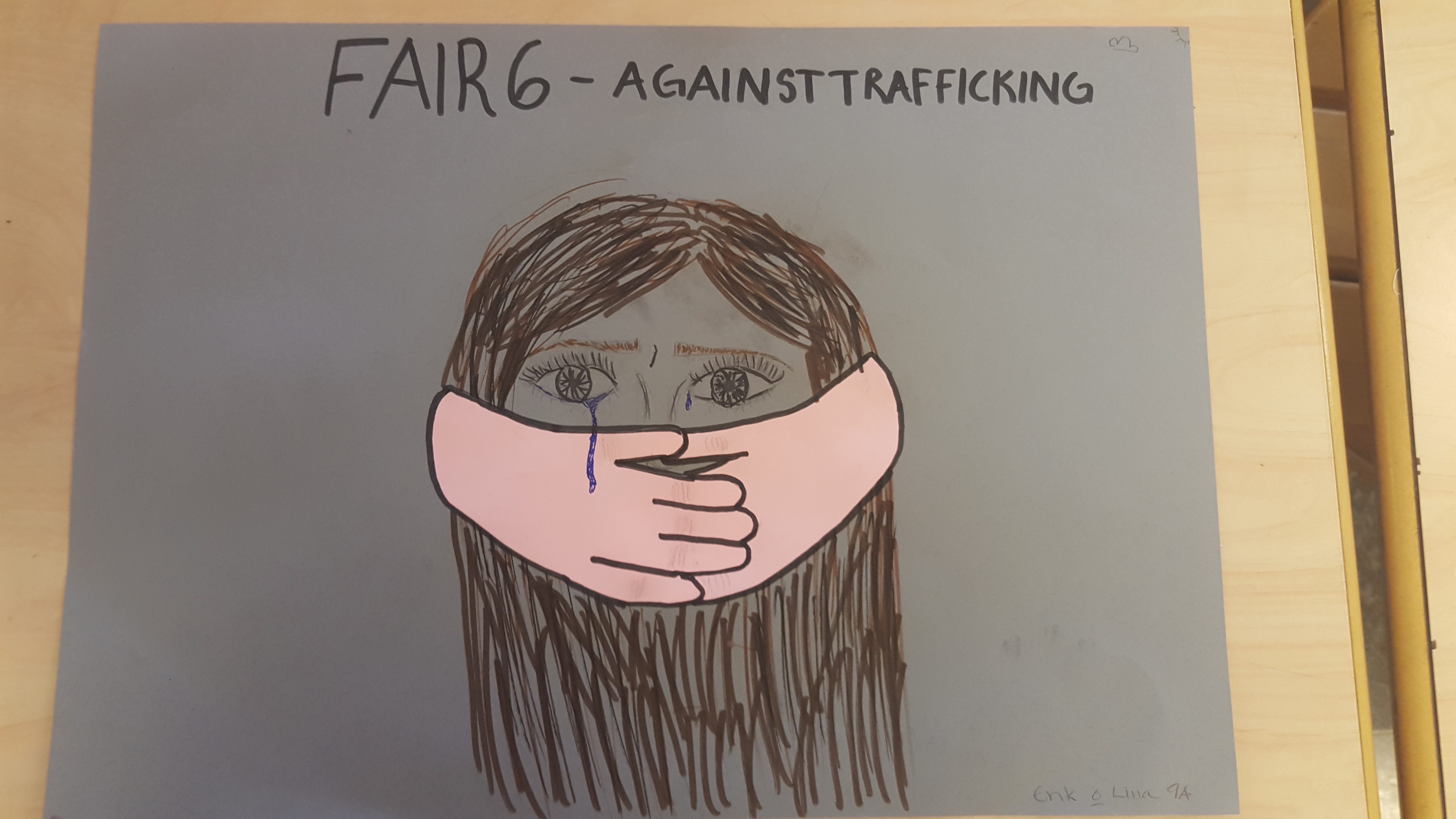 Fair 6 - against trafficking