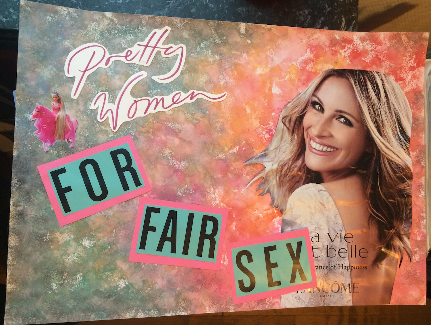 Pretty women - for fair sex