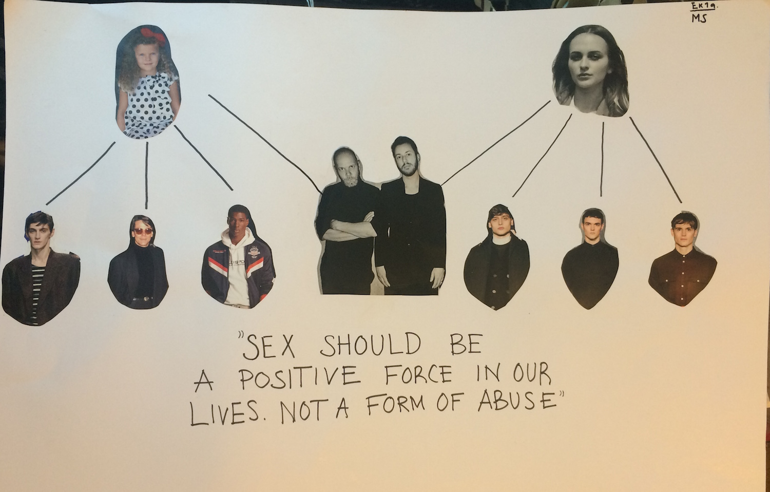 Sex should be a postive force in our lives. Not a form of abuse