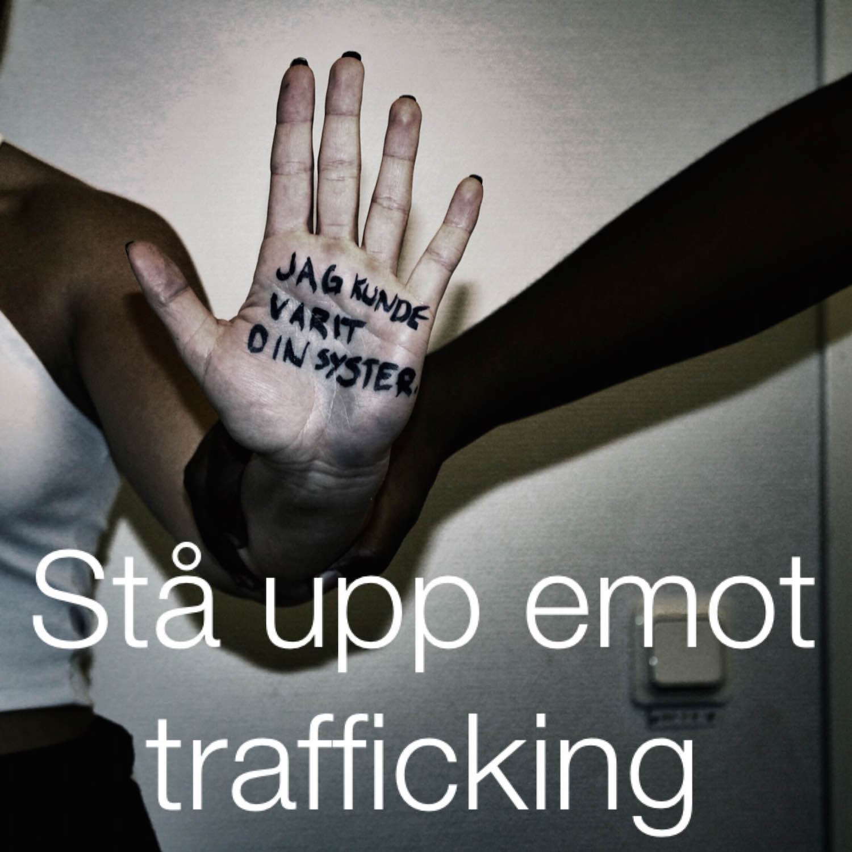 Stå upp emot trafficking