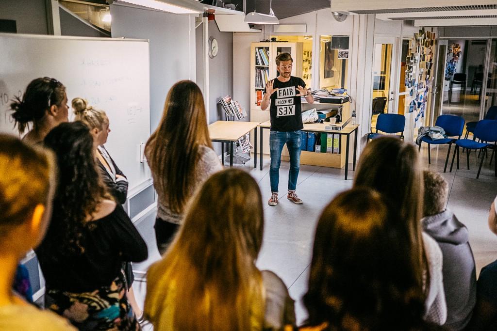Fotograf: Peter Eriksson, Mediagymnasiet (1 av 11)